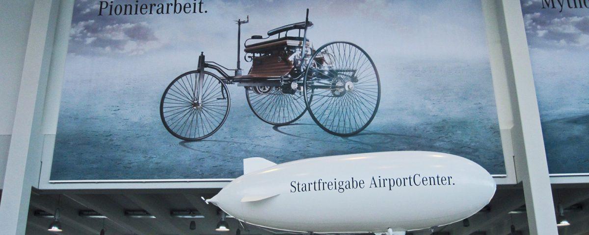 Mercedes Airport Center