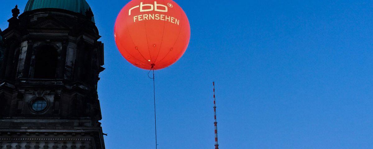Leuchtballon RBB
