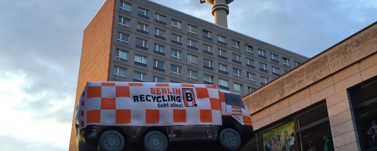 Recycling Berlin Outdoor