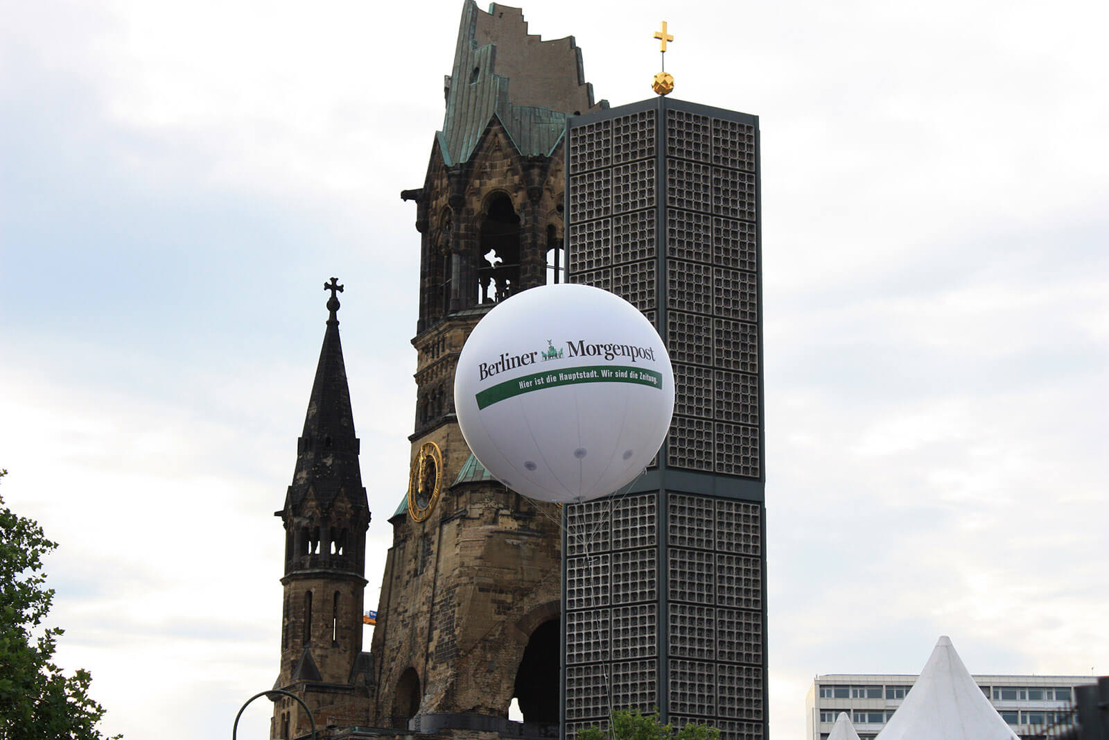 Helium Fesselballon