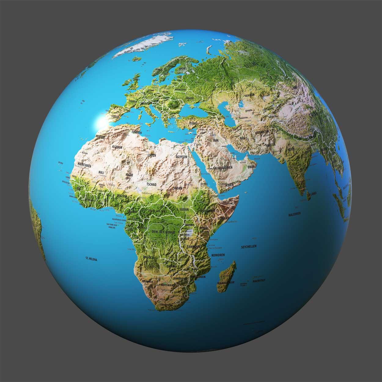 xxl globus mieten oder kaufen weltkugel globus ab 2m durchmesser. Black Bedroom Furniture Sets. Home Design Ideas
