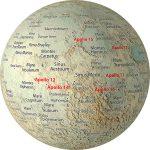 Heliumballon, Mond Druckdatei